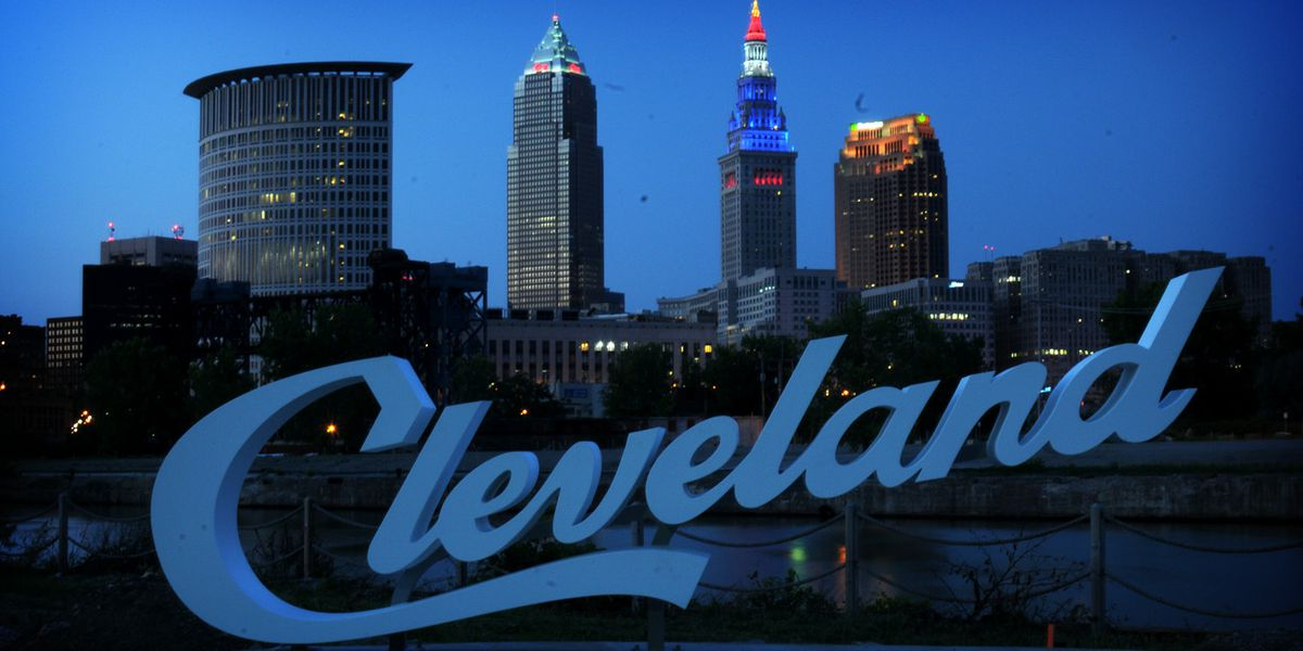 Cleveland is 'by far' most dangerous city in Ohio, according to study