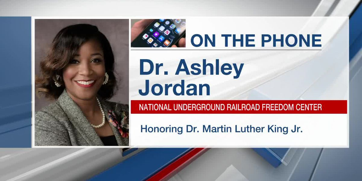 National Underground Railroad Freedom Center Honors Dr. King