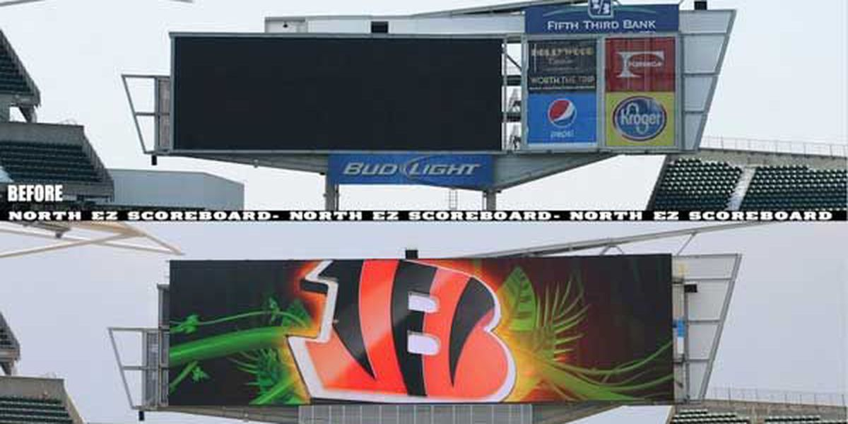 Bengals to debut new renovations Friday