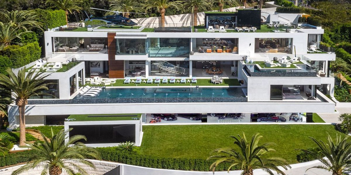 A look inside the most expensive home in the US listed at $250M