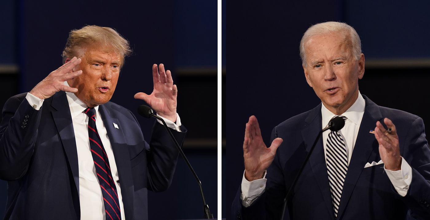 Biden, Trump press contrasts in Midwest after debate chaos