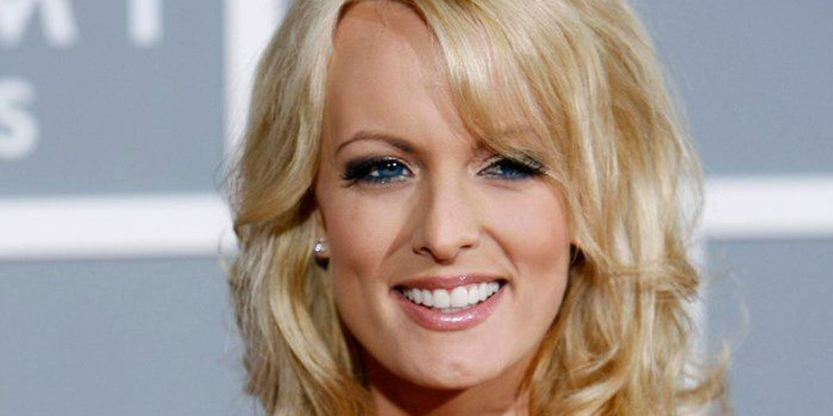 Stormy Daniels 'suddenly in favor of building a wall' around CovCath