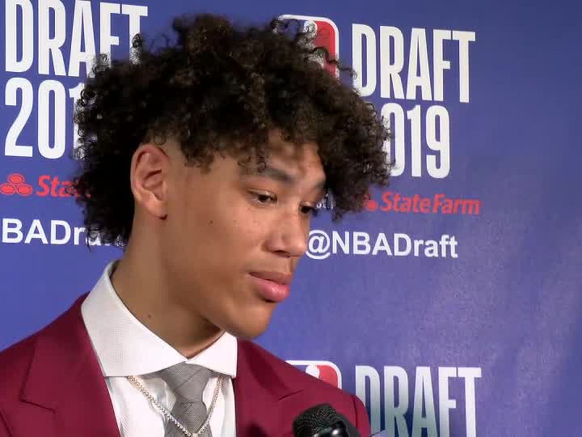 Moeller product Jaxson Hayes selected No. 8 overall in NBA Draft