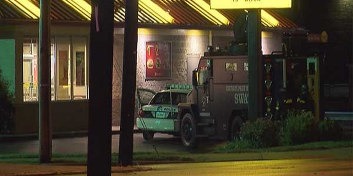 Armed teens hold up Price Hill McDonalds