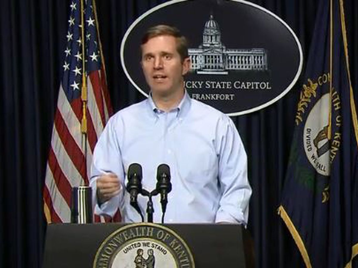 Nearly 1,000 Kentucky prison sentences to be commuted, Beshear says