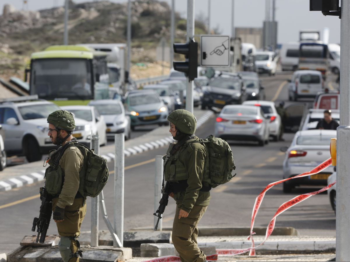The Latest: Palestinian police end Hamas' West Bank protest
