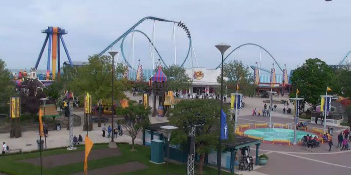 Cedar Point worker seriously injured from fall; company faces penalty for safety violation