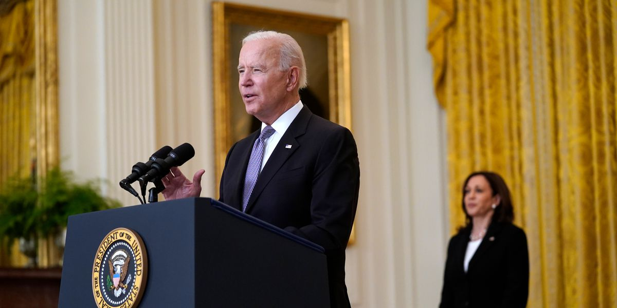 Bidens paid 25.9% rate and earned $607,336, tax returns show