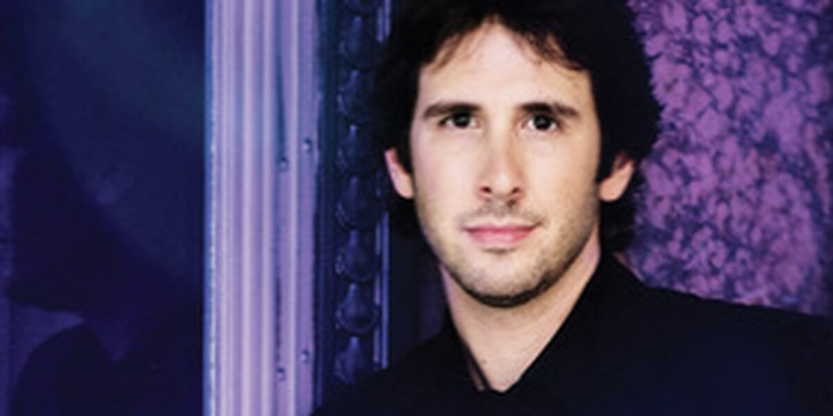 Josh Groban's summer tour stop by Riverbend