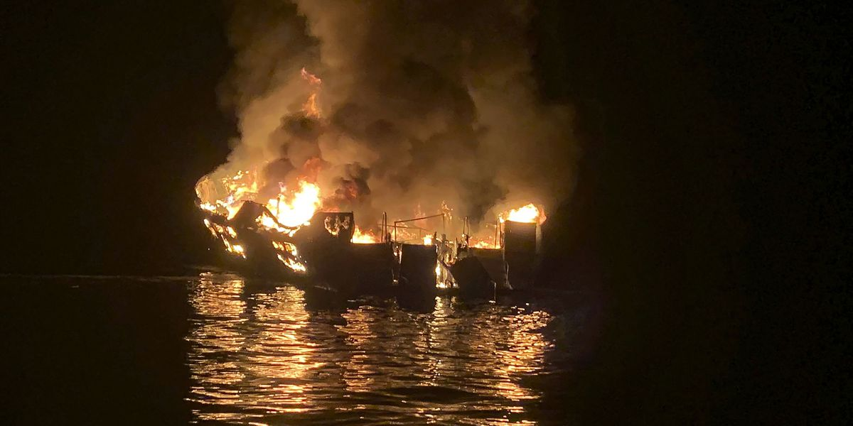 Safety board: Lack of oversight blamed for deadly boat fire