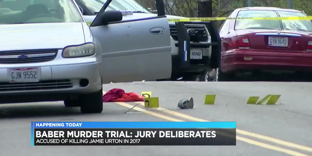 Jury deliberations continue in Deonte Baber trial