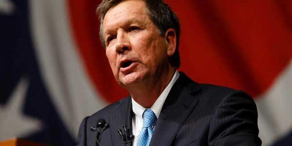 Gov. Kasich announces proposal to combat gun violence in Ohio