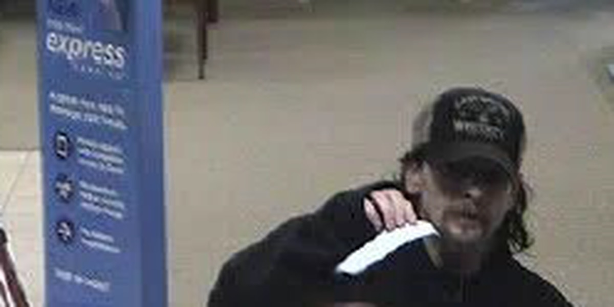Surveillance photos released in Fifth Third robbery