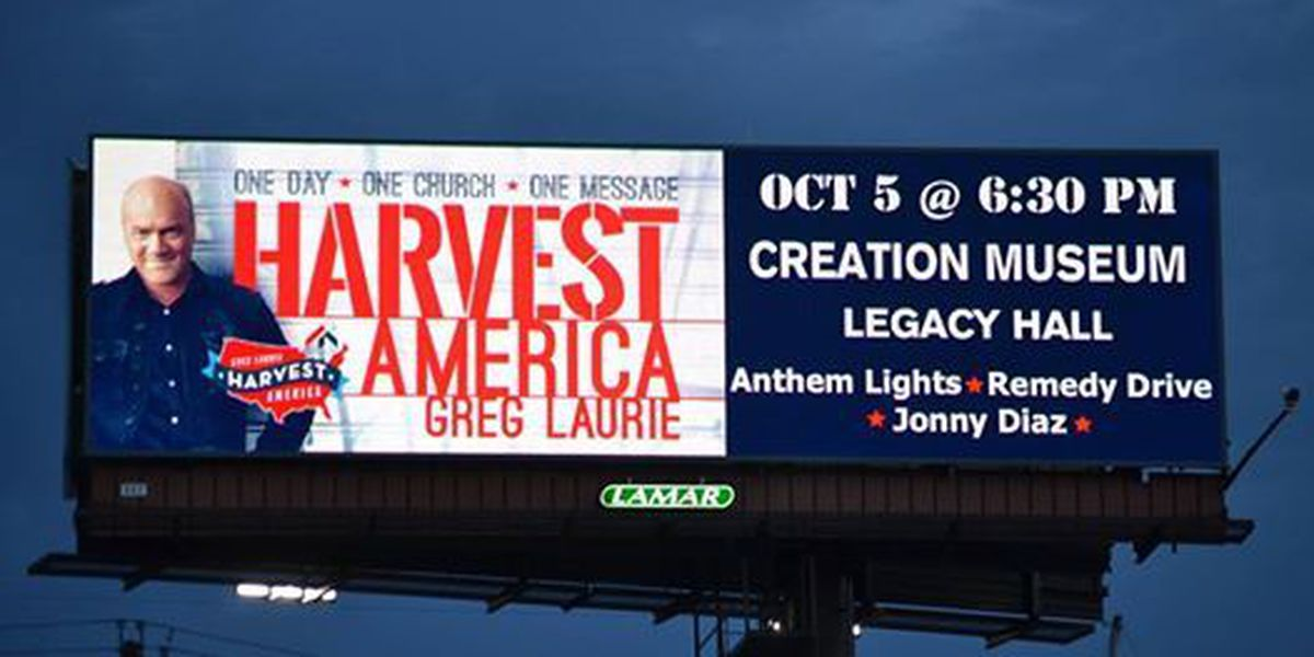 Anthem Lights, Remedy Drive and Jonny Diaz set to play Harvest America at the Creation Museum