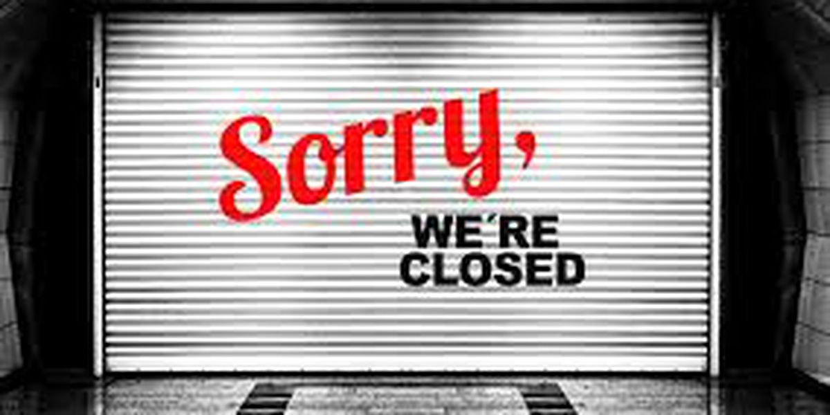 LIST: Stores closed Thanksgiving
