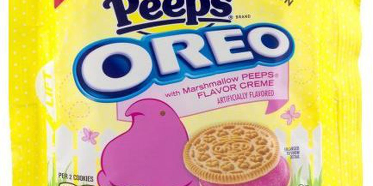 Oreo introducing new Peeps flavor