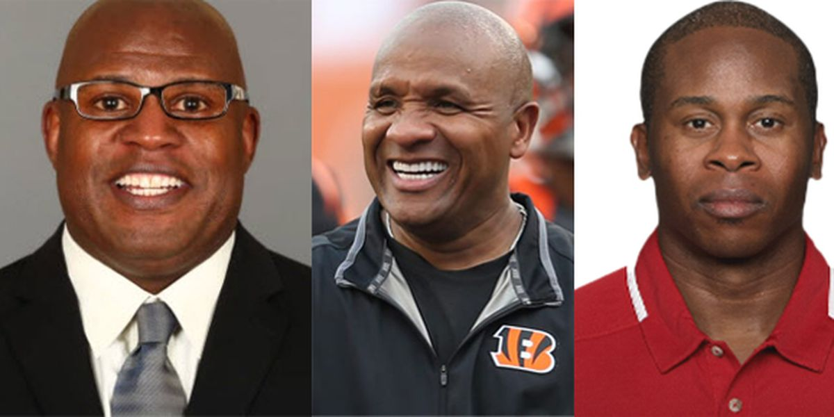 Reports: Cincinnati interviewing Joseph, Jackson, former Bengal for head-coaching job