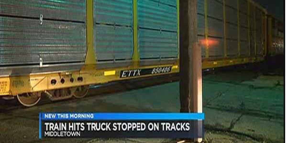 """Driver hurt in train crash: """"Don't bother me, I'm drunk"""""""