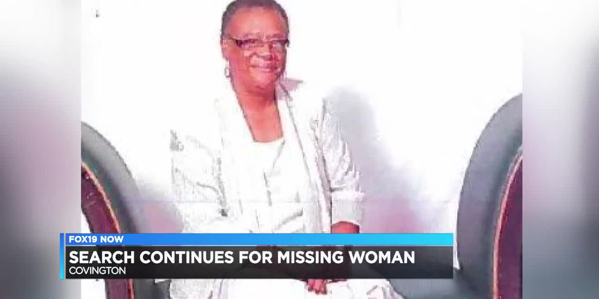 Search continues for missing Covington woman
