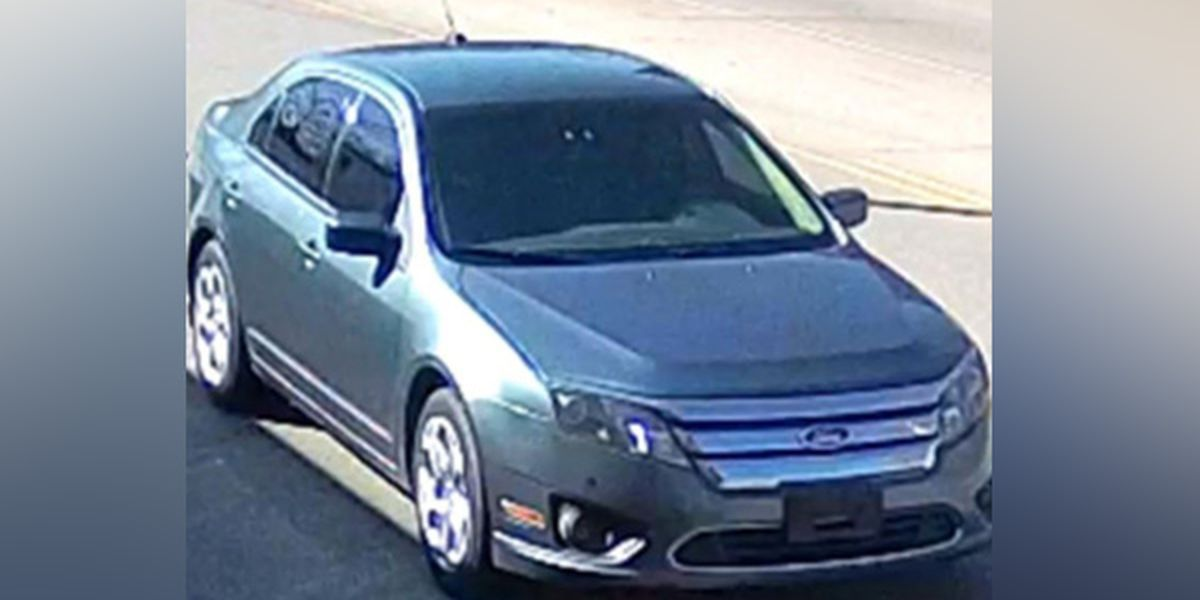 Police search for car in connection with fatal shooting of pregnant woman