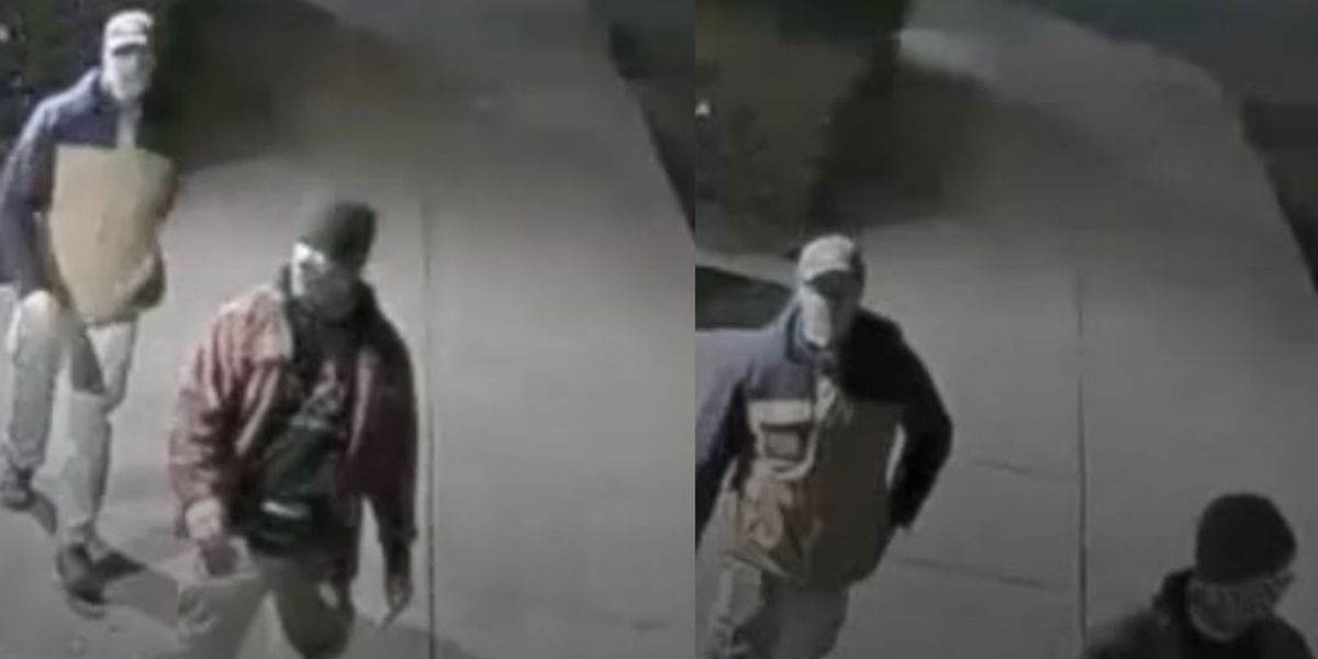 Xavier police release photos of suspects in racial incident on campus