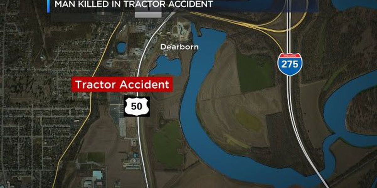One dead after tractor accident at Greendale, IN campground