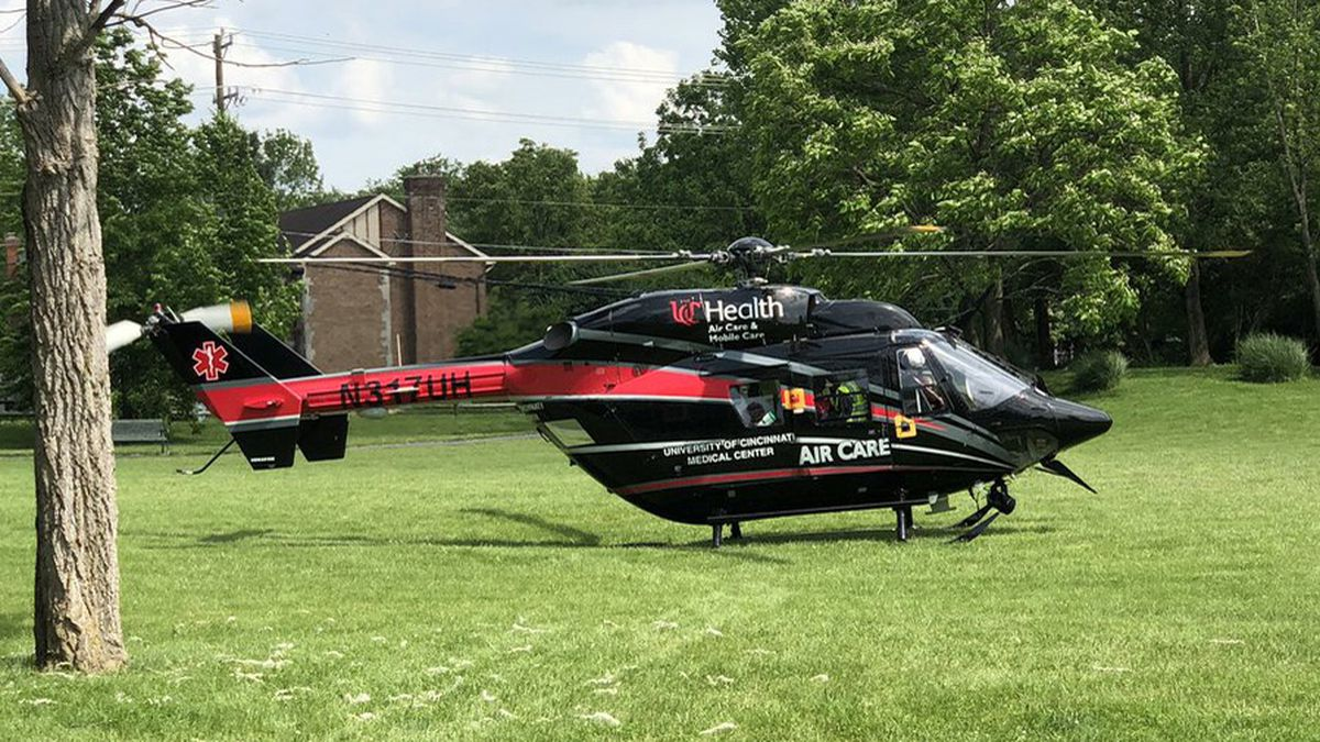 9-year-old nearly drowns at Symmes Township block party