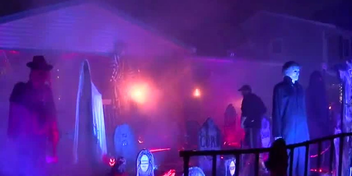 Halloween horror house amping up the scares in Anderson Township