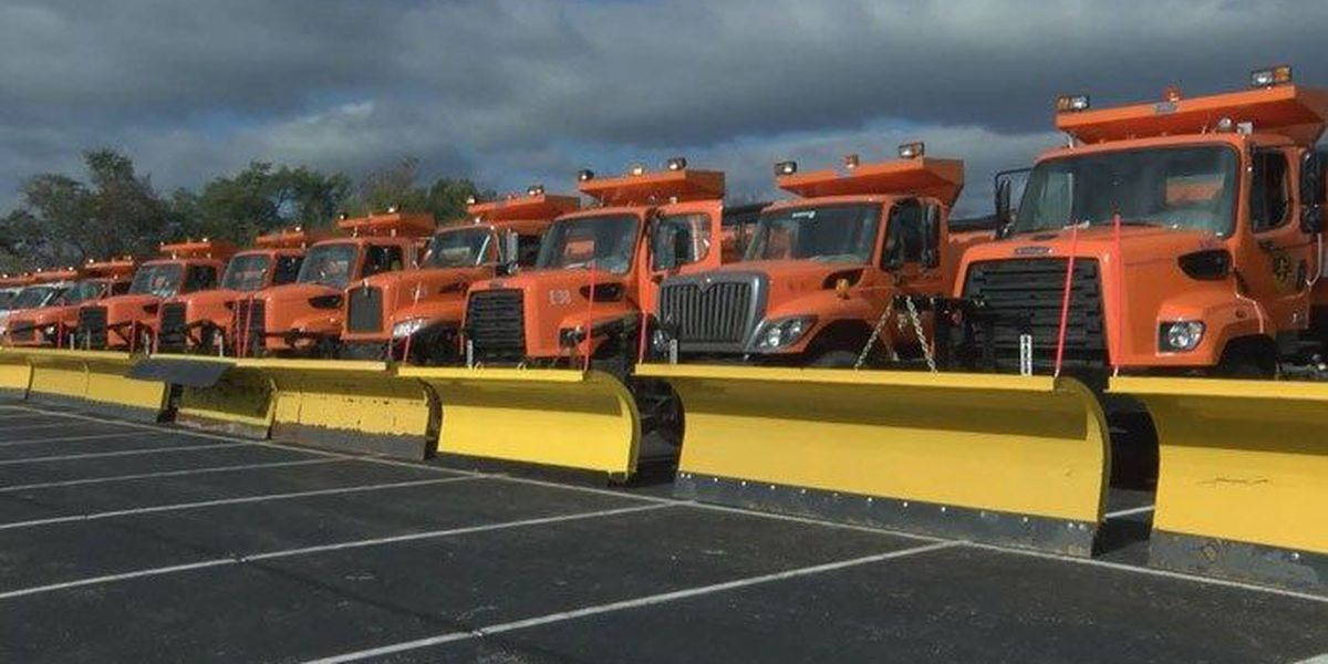 City of Louisville prepares for potential winter storm