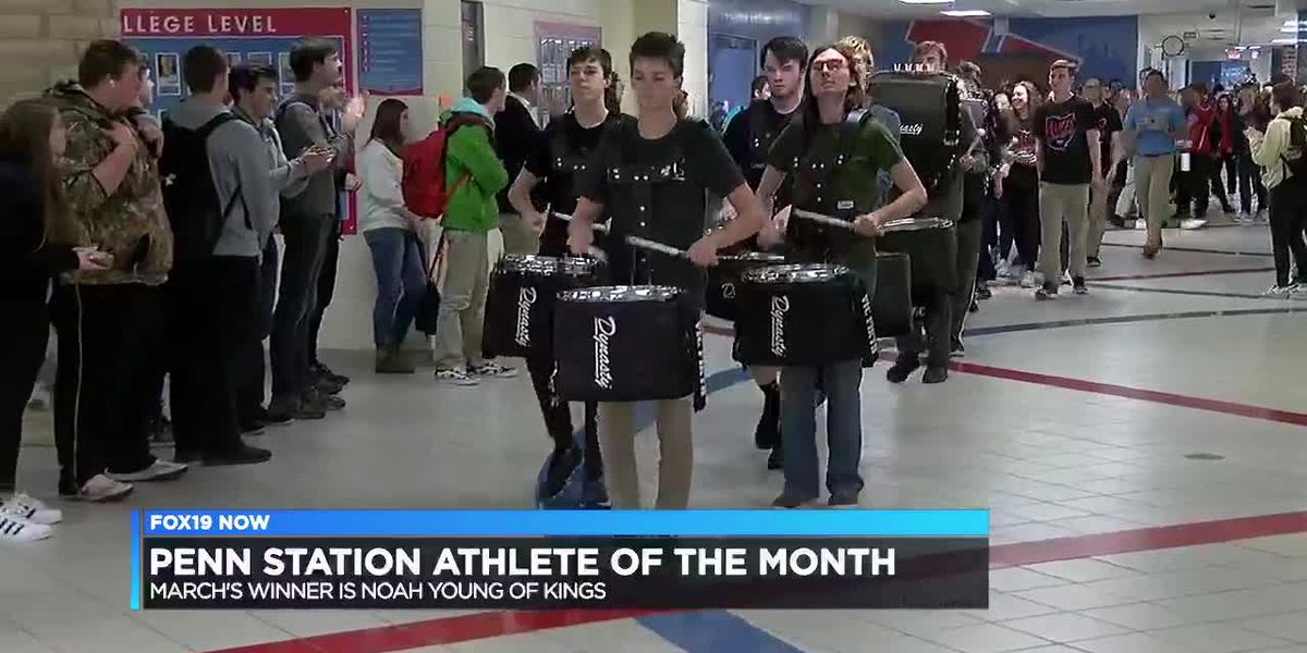 March's Penn Station Athlete of the Month comes from Kings