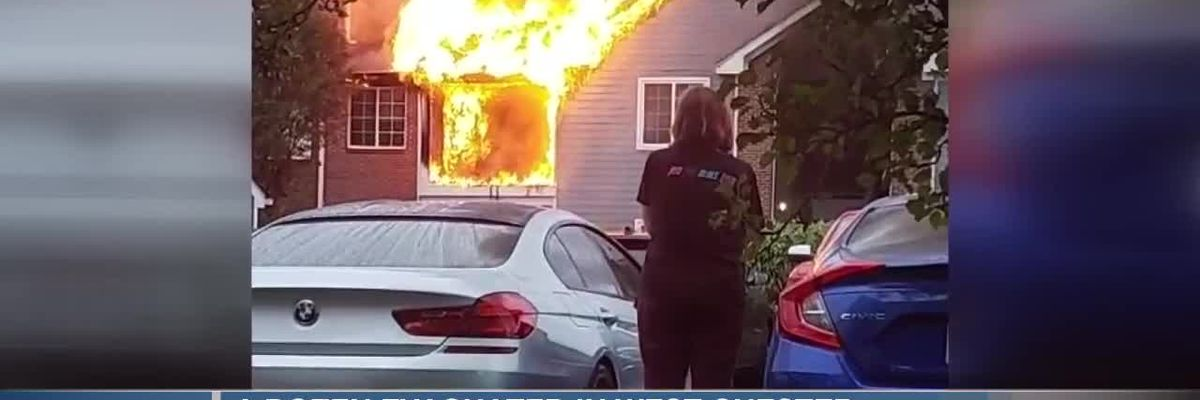 At least a dozen people evacuated in West Chester Township fire, assistant fire chief says