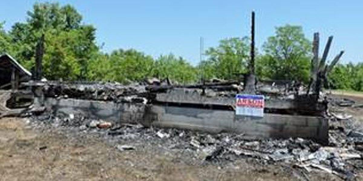 Reward offered in Adams County arson investigation