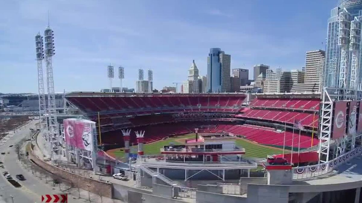 Fans to return to GABP: Gov. DeWine announces attendance policy for Reds