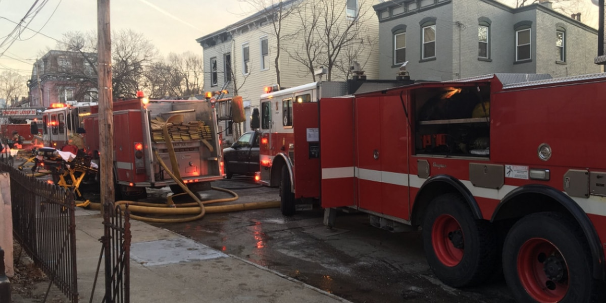 Fire causes $50K in damage to vacant Northside home