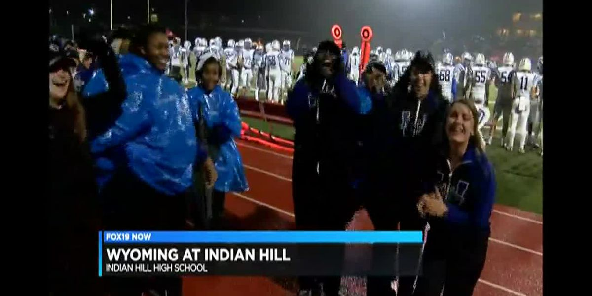 FOX19 NOW Final Quarter: Wyoming at Indian Hill
