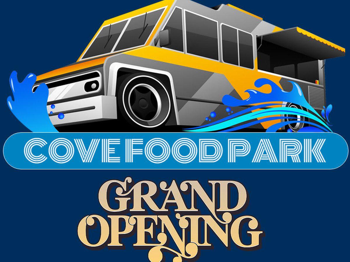Permanent food truck park coming to Cincinnati next week