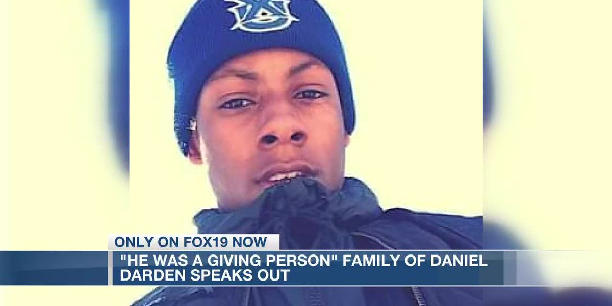 'He was a giving person:' Family of Daniel Darden speaks out
