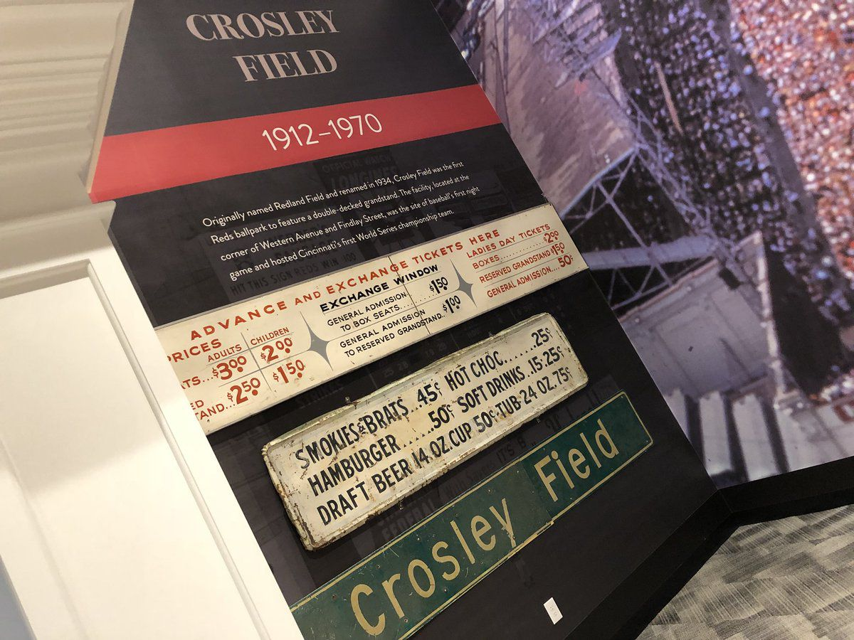 Military, veterans gets in Reds Hall of Fame and Museum free