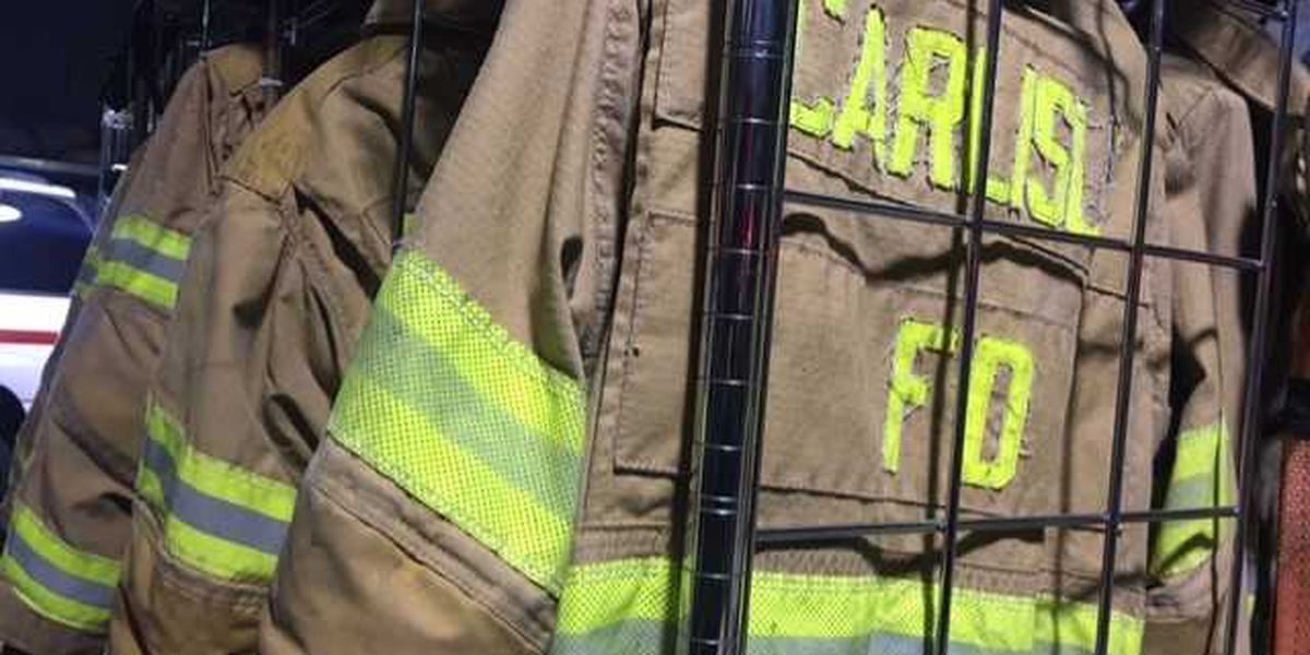 Carlisle firefighters experiment with cleaning methods in effort to combat cancer