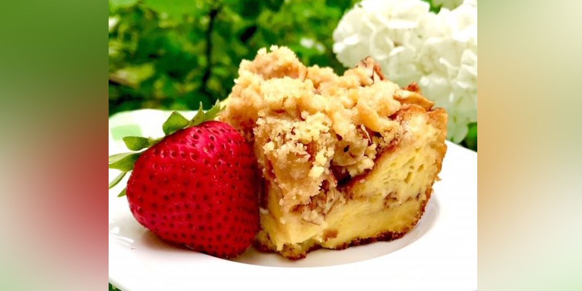 How to make an Apple Pie French Toast Bake by Blue Ribbon Favorites