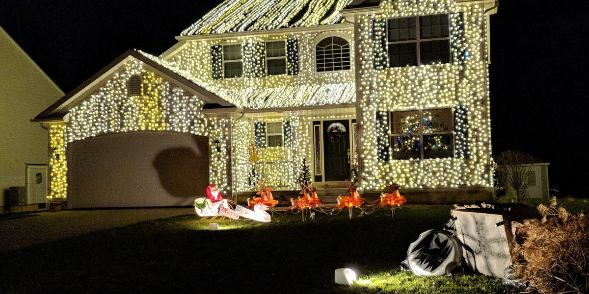 Wadsworth resident goes Griswold with home from 'National Lampoon's Christmas Vacation'