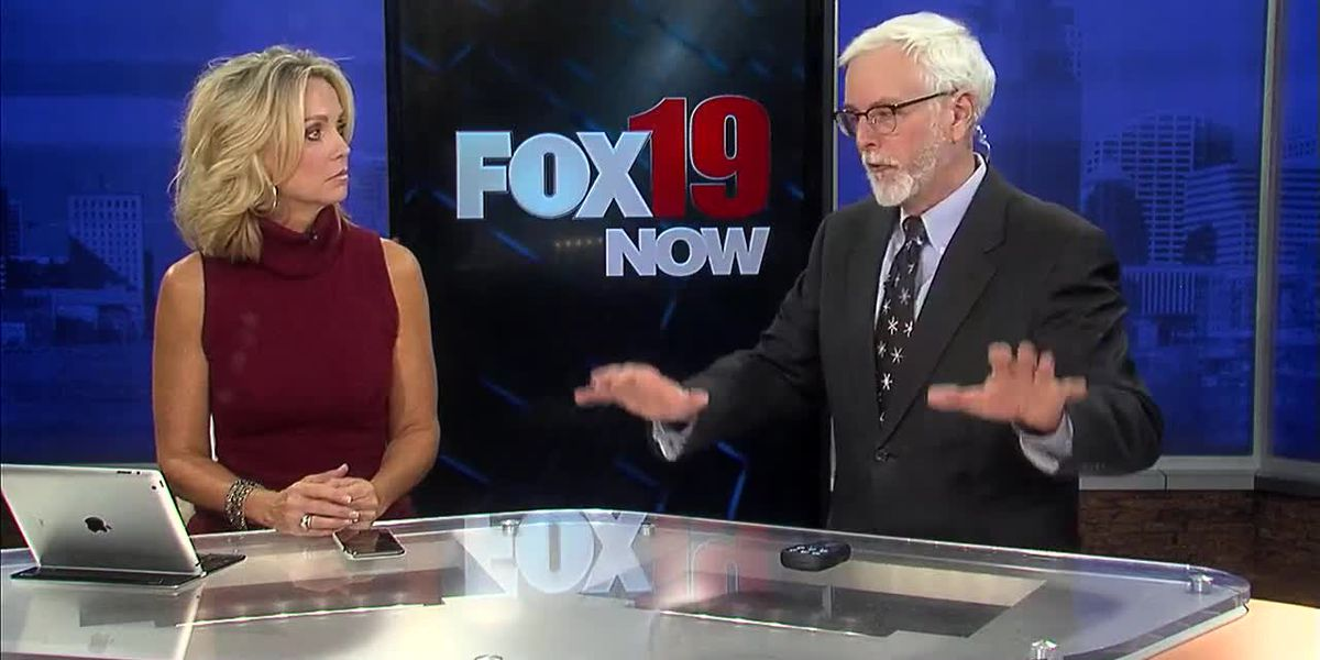 FOX19 News at 4 p.m., November 12, 2018