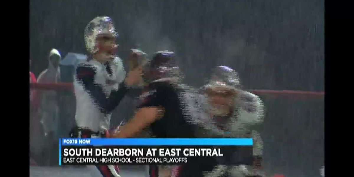 FOX19 NOW Final Quarter: South Dearborn at East Central