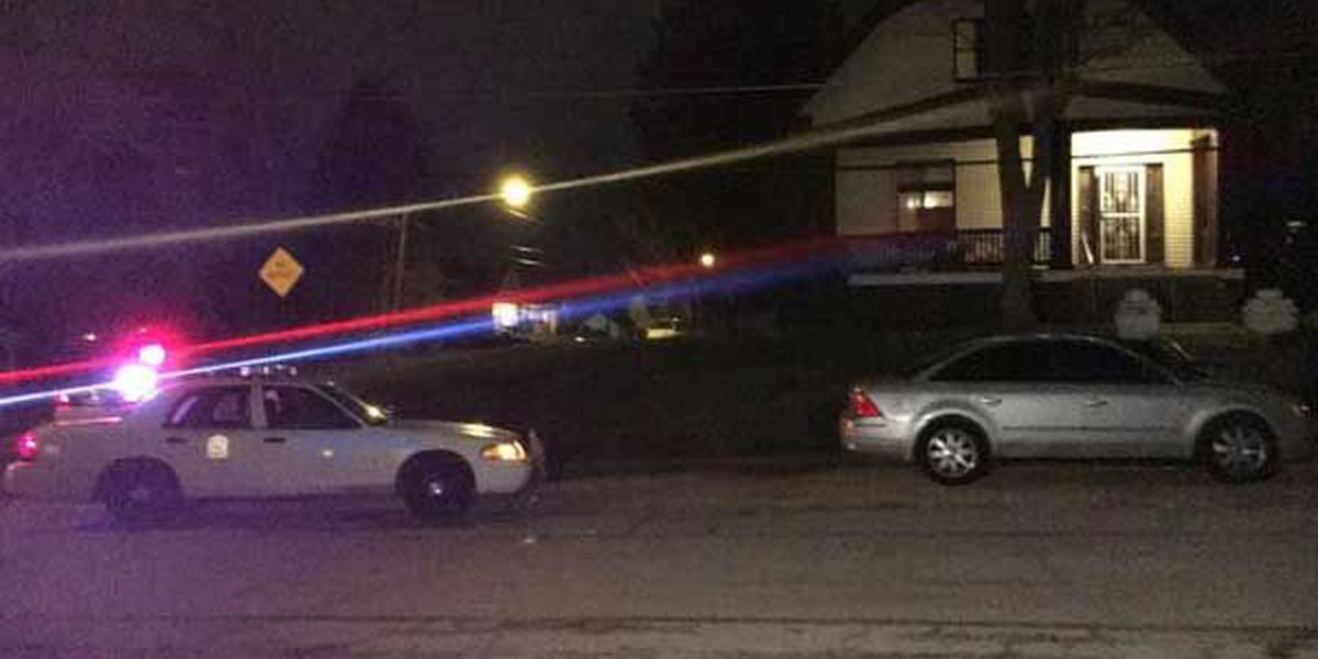 1 shot in Kennedy Heights home invasion