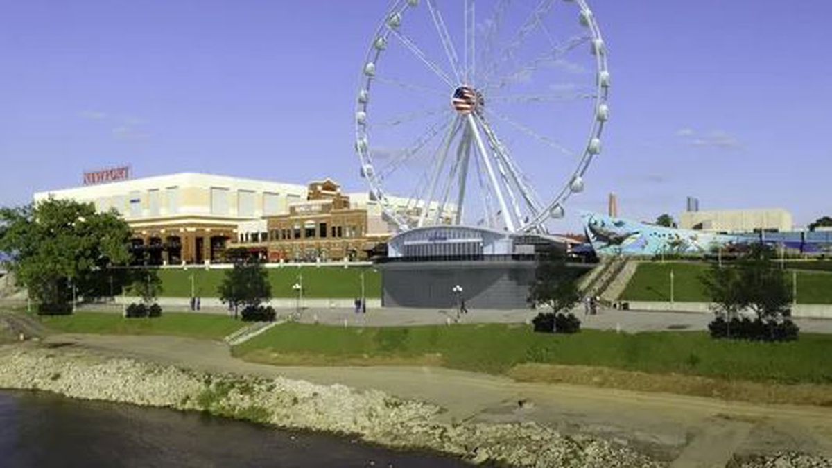 Newport SkyWheel gets green light from feds