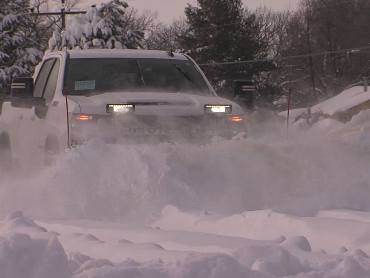 No business like sNOw business; snow removal companies adjust to mild winter