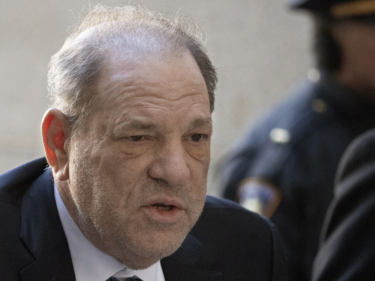 Harvey Weinstein found guilty in landmark #MeToo moment