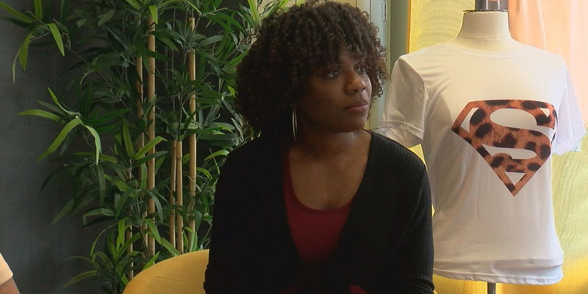 'My hair makes me feel beautiful:' Local receptionist claims discrimination because of curly hair