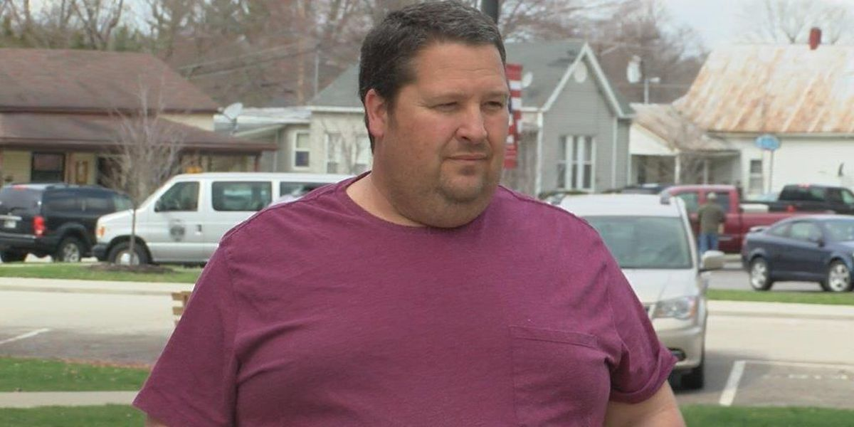 Man facing multiple felonies out campaigning for public office