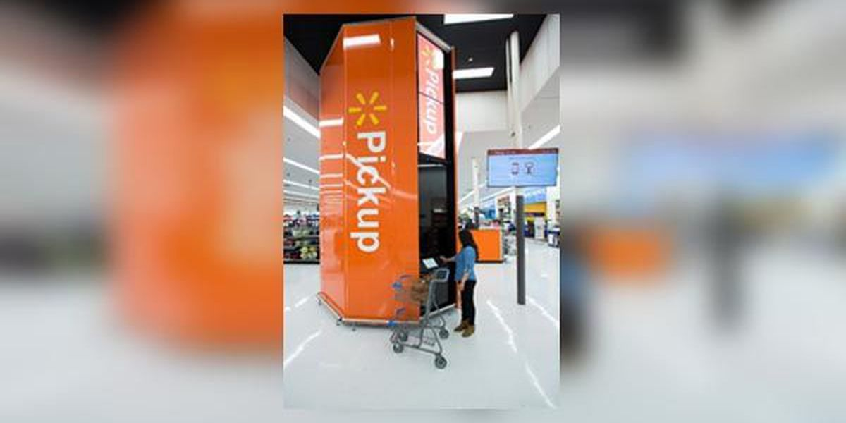 Walmart 'Pickup Tower' coming to second Tri-State store